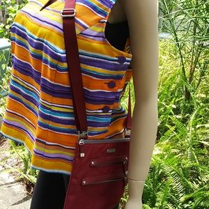 Travel Baggallini crossbody purse New without tags
